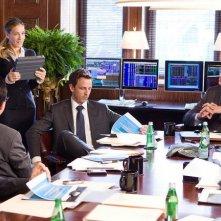 Sarah Jessica Parker in Ma come fa a far tutto con Seth Meyers e Kelsey Grammer.