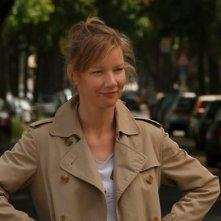 Über uns das All: una scena del film con Sandra Hüller