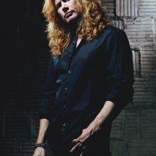 Una foto di Dave Mustaine