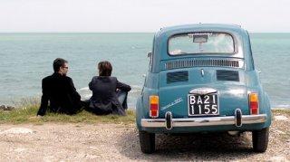 Italy: Love It, or Leave It : Luca Ragazzi e Gustav Hofer in una immagine del documentario on the road