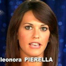 Miss Italia 2011: Eleonora Pierella durante una presentazione della prima serata
