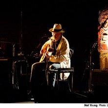 Neil Young Life: un'immagine del documentario di Jonathan Demme