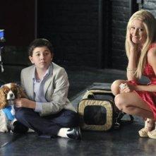 Ashley Tisdale e Bradley Steven Perry in una scena di Sharpay's Fabulous Adventure