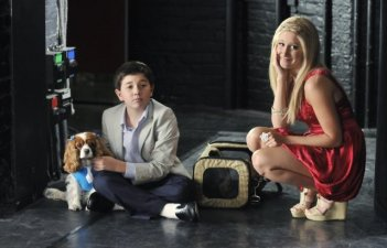 Ashley Tisdale e Bradley Steven Perry in una scena di Sharpay's Fabulous Adventure