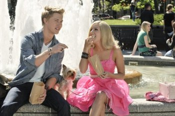 Ashley Tisdale ed Austin Butler in Sharpay's Fabulous Adventure