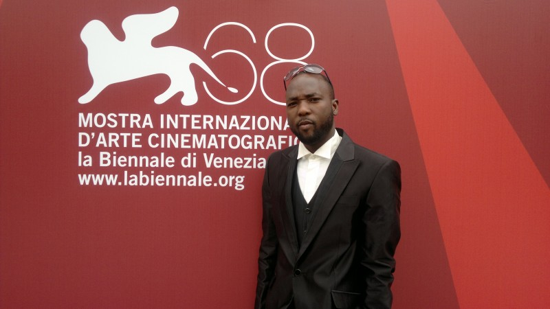 Kader Alassane A Venezia 2011 Per Presentare La Bas 215268
