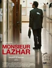 La locandina di Bachir Lazhar
