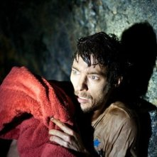 La pelle che abito di Almodovar: Jan Cornet in una scena