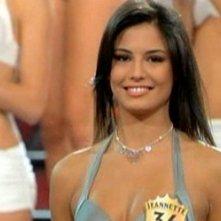 Miss Italia 2011: Jeannette Sammartino durante la seconda serata