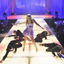 Sharpay's Fabulous Adventure: Ashley Tisdale in una scena di ballo