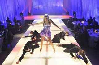 Sharpay's Fabulous Adventure: Ashley Tisdale in una scena di ballo