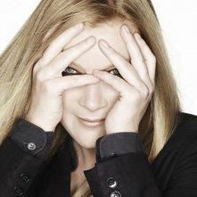 La regista Andrea Arnold in un'immagine promozionale per il suo film Wuthering Heights
