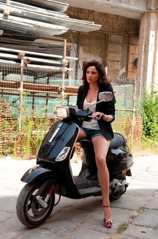 Luisa Ranieri E La Bella Sofia In Mozzarella Stories 215412