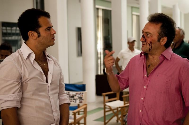 Tony Laudadio In Mozzarella Stories Con Massimiliano Gallo 215417