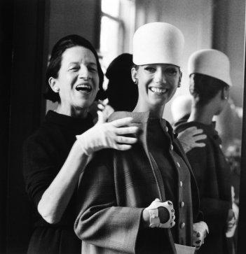 Un'immagine tratta dal documentario Diana Vreeland: The Eye Has To Travel