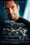 Manifesto italiano di Real Steel