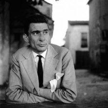 Una foto di Beppe Fenoglio
