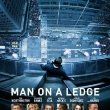 Man on a Ledge: poster USA