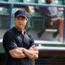 Brad Pitt nel biopic Moneyball