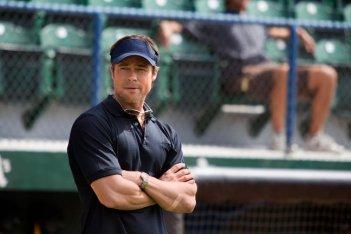 Brad Pitt nel biopic Moneyball