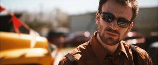 Chris Evans nel film Puncture