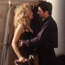 Gloria: Sharon Stone e Jeremy Northam in una scena del film di Sidney Lumet