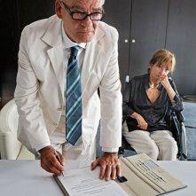 Hans-Michael Rehberg e Ingrid Andree in una immagine di Transfer