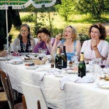 Julie Delpy in Le Skylab con Aure Atika, Michèle Goddet, Lou Alvarez,, Noémie Lvovsky e Valérie Bonneton