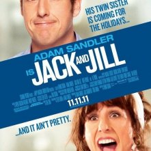 La locandina di Jack and Jill
