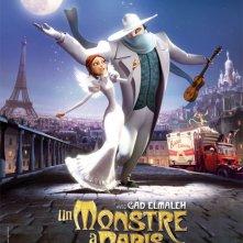 La locandina di Un monstre à Paris