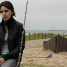 Maryam Zaree interpreta Pelin nel drammatico Abgebrannt (Burnout)