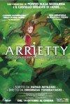 Arrietty: locandina italiana