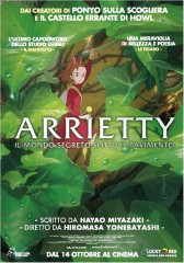 Arrietty – Il mondo segreto sotto il pavimento in streaming & download