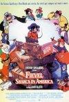 Fievel sbarca in America: Locandina del film d'animazione