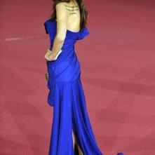 Isabella Orsini sul red carpet al Roma Fiction Fest 2011