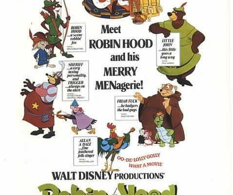 Cast E Personaggi Del Film Robin Hood 1973 Movieplayer It
