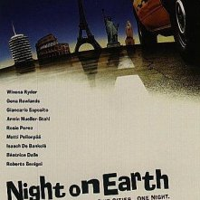 Taxisti di notte: Locandina del film