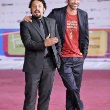Alessandro Gassman ed Enrico Brignano presentano Un Natale per due al RomaFictionFest 2011