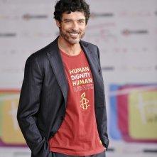 Alessandro Gassman protagonista di Un Natale per due al RomaFictionFest 2011