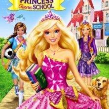 La locandina di Barbie - L'Accademia per Principesse