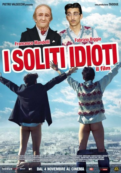 i soliti idioti il film gratis