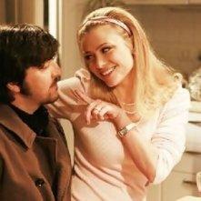 Tutti pazzi per amore 3: Martina Stella e Ricky Memphis in una scena