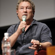 Ashley Pharoah durante la masterclass Adaptation al Roma Fiction Fest 2011