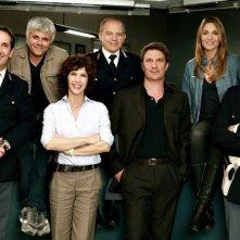 Distretto di polizia 11: una foto promozionale del cast della stagione