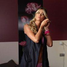 Elena Santarelli in 'Baciato dalla fortuna'