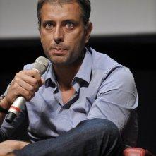 Ivan Cotroneo durante la masterclass Adaptation al Roma Fiction Fest 2011