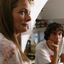 Oltre il mare: Alberto Galetti in una scena con Marit Nissen