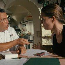 Paolo Sassanelli in Oltre il Mare con Marit Nissen