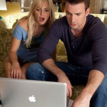 Anna Faris e Chris Evans in (S)ex List (What's Your Number)