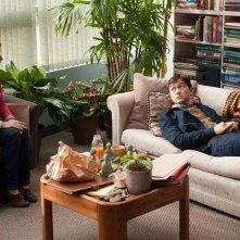 Anna Kendrick con Joseph Gordon-Levitt nel film 50/50